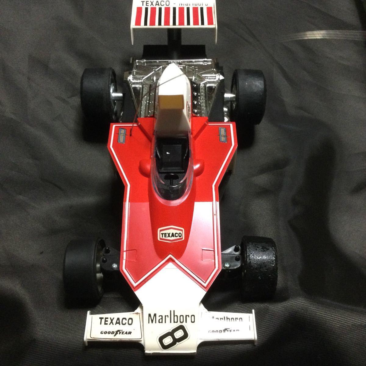 Mclaren M23 FORD 当時物F1トイラジコン 日本製