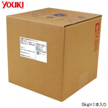 YOUKI ユウキ食品 化学調味料無添加オイスターソース 5kg×1本入り 212038(a-1661306)_画像1