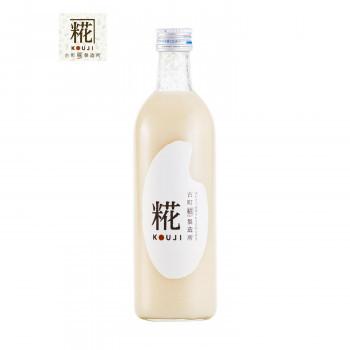 古町糀製造所 甘酒 糀・プレーン 500ml×12本(a-1650405)_画像1