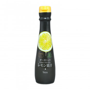 テルヴィス オーガニックシリーズ 有機レモン果汁  ビンタイプ 150ml×12本(a-1649589)_画像1