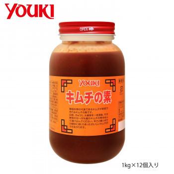 YOUKI ユウキ食品 キムチの素 1kg×12個入り 212624(a-1661189)_画像1