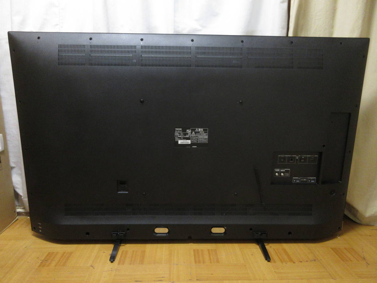 東芝 REGZA 65Z740X [65インチ] 展示美品1年保証 4Kダブルチューナー内蔵の液晶テレビ VT_画像6