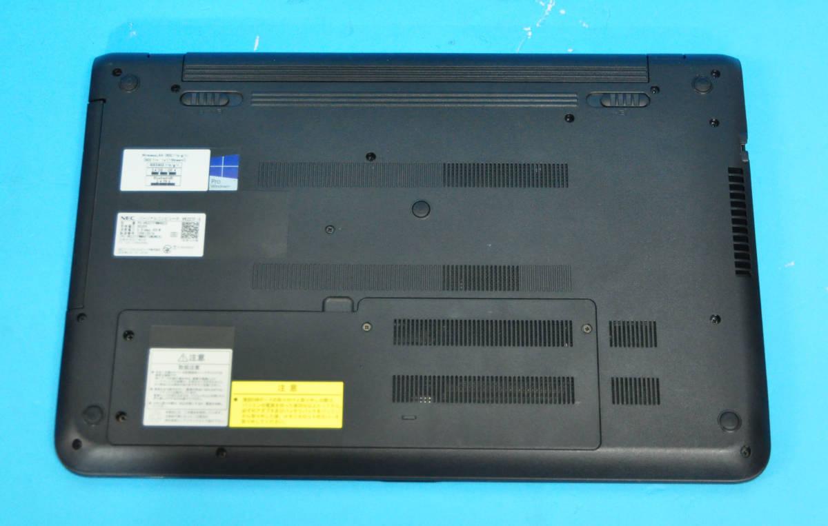 ★ 良品 NEC VK17EF-N ★ Dual-Core 3215U / メモリ8GB / SSD:120GB / マルチ / カメラ / Wlan / テンキー / Office2019 / Win10_画像4