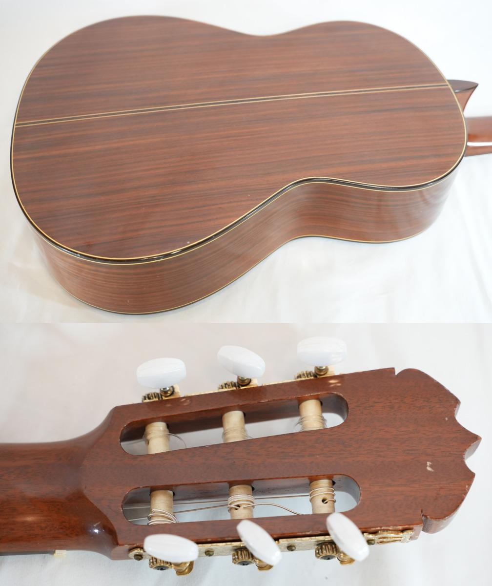 ★RYOJI MATSUOKA★M60 クラシックギター 日本製 松岡良治★_画像3