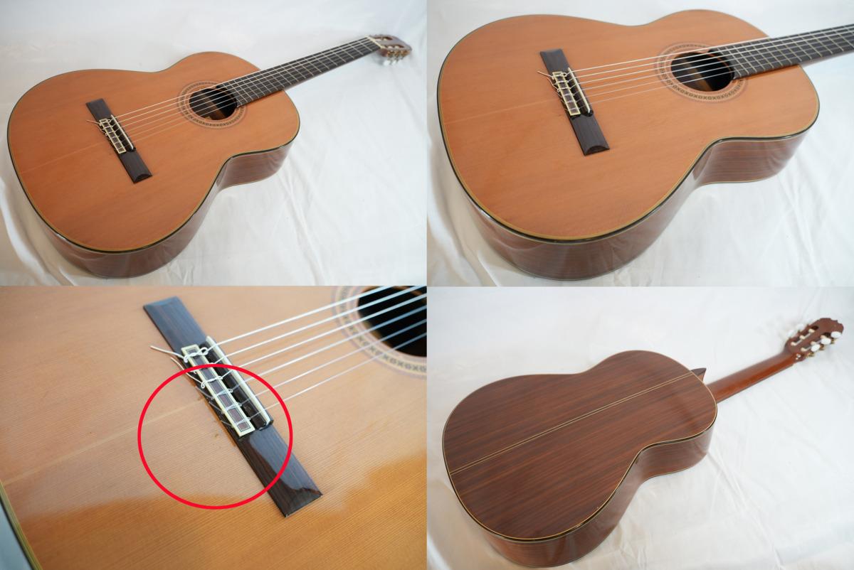 ★RYOJI MATSUOKA★M60 クラシックギター 日本製 松岡良治★_画像8