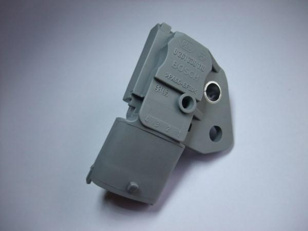 (送料込) ボルボ C30 V70MK2 XC70MK1/MK2 S60MK1 S80MK1-2 XC90 燃料圧力センサー(ボッシュ新品)ガソリンプレッシャー フリーランダーにも_ボッシュ箱入新品。
