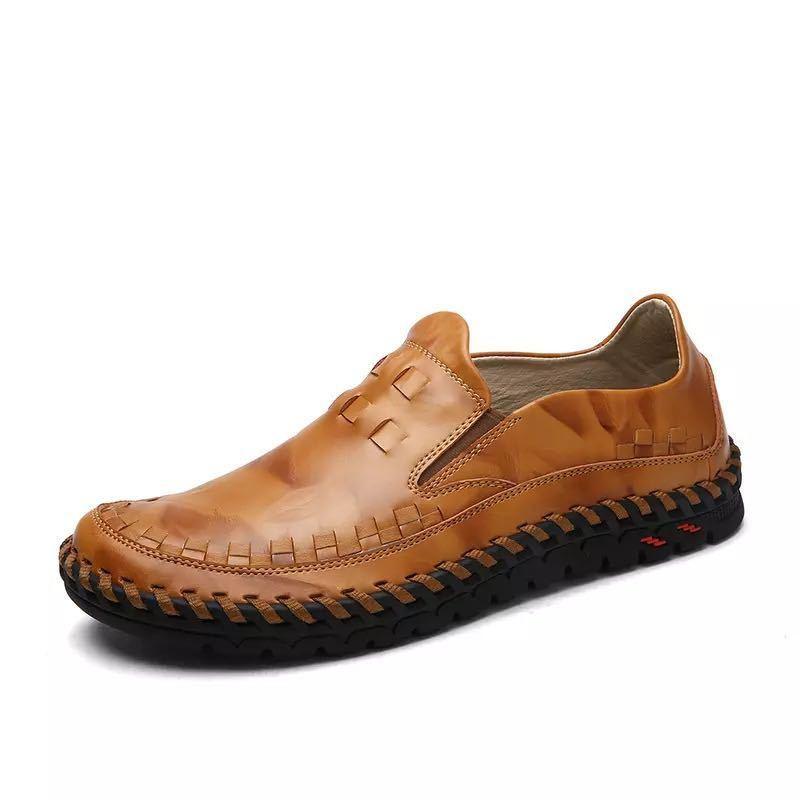 ローファー 新品 スリッポン ローカット カジュアル 紳士靴 ドライビングシューズ 快適 軽量 メンズ/b_画像2
