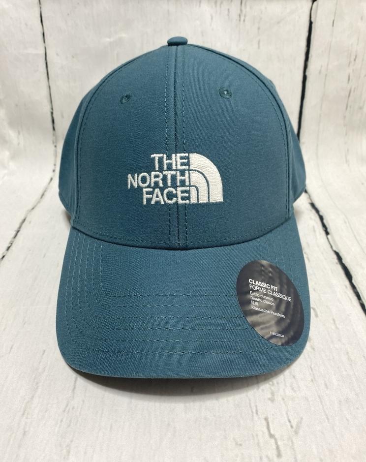 新品 ノースフェイス The North Face キャップ USAモデル 66 Classic Hat ハット 帽子 マガモブルー