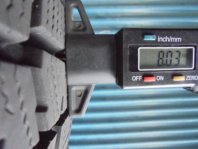 即決!ダンロップ WINTER MAXX WM01 195/65R15 4本 8~9分溝_画像6