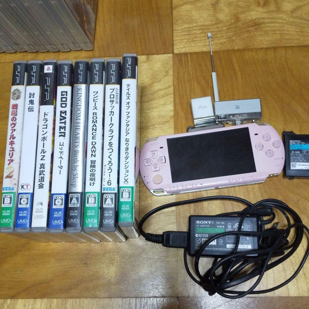 SONY PlayStationPortable PSP-3000