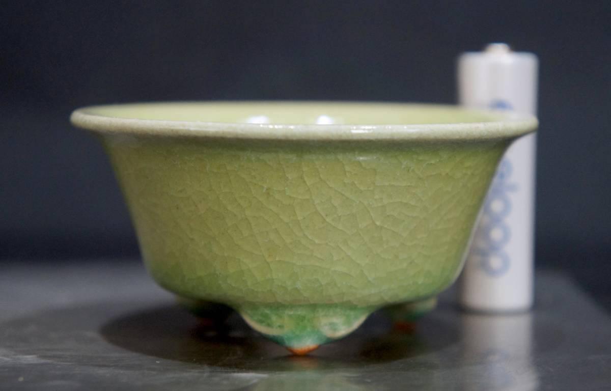 風香 盆栽鉢 直径8cm 高さ3.8cm_画像1