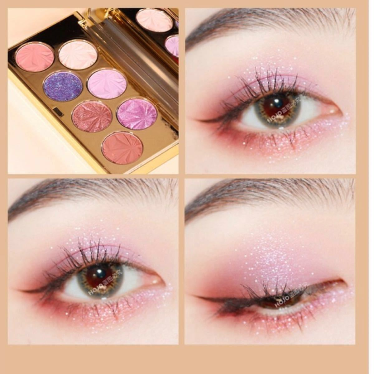 HOJO  アイシャドウパレット #03 dazzling eyeshadow