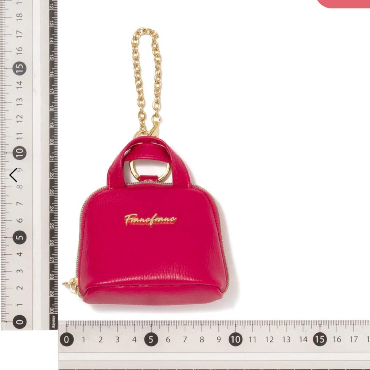 Francfranc フランフラン ☆  エコバッグ バッグ 新品
