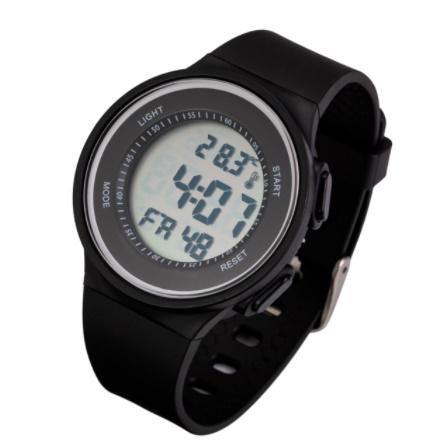 G3156 ファッション屋外スポーツ腕時計メンズ多機能腕時計アラーム時計クロノ3Bar防水デジタル腕時計_画像5