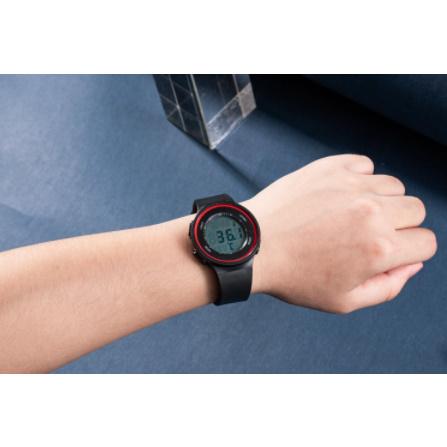 G3156 ファッション屋外スポーツ腕時計メンズ多機能腕時計アラーム時計クロノ3Bar防水デジタル腕時計_画像9