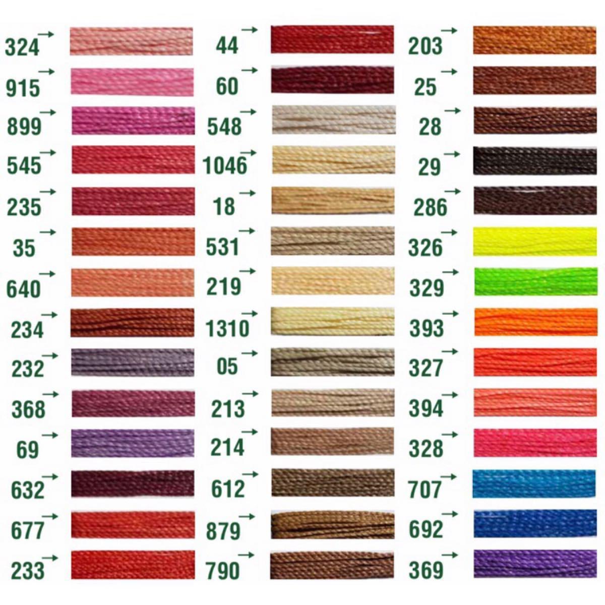 【86色☆全色セット】ブラジル LINHASITA社製 ワックスコード 1mm幅