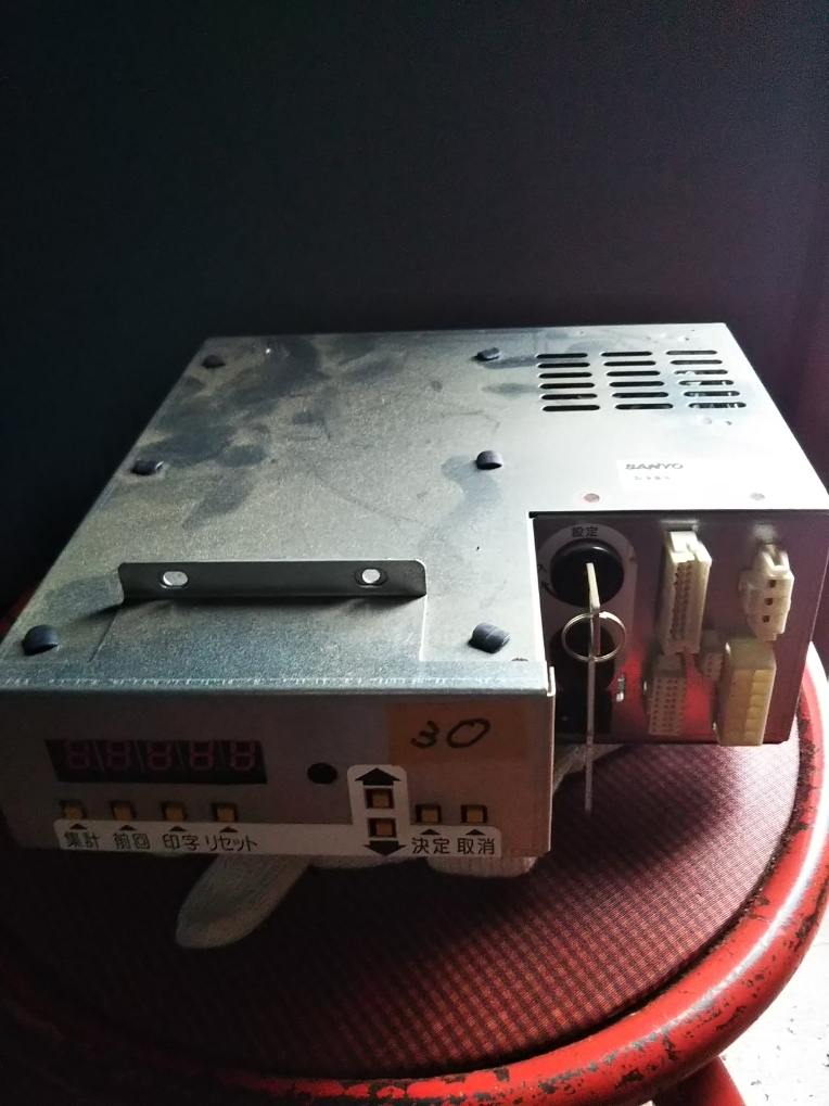 Nacol ナコル NE-310 サンヨー デジタル クレーンゲーム ビルバリ 両替機 パチスロ 払い出し機 高額紙幣 SBV-STシリーズ SBV-HD10