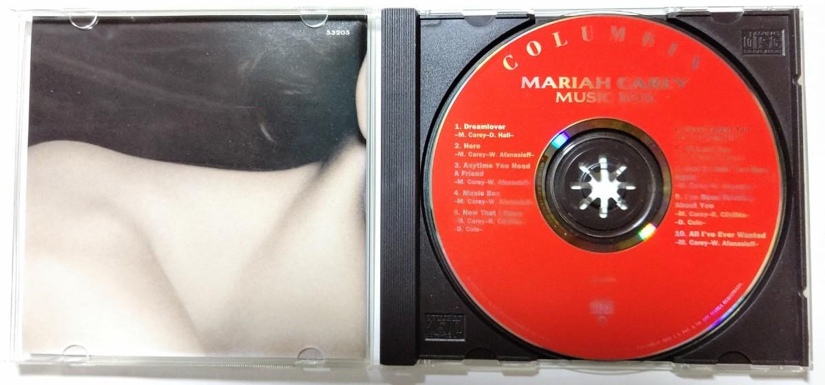 マライア・キャリー Mariah Carey CD 4枚セット