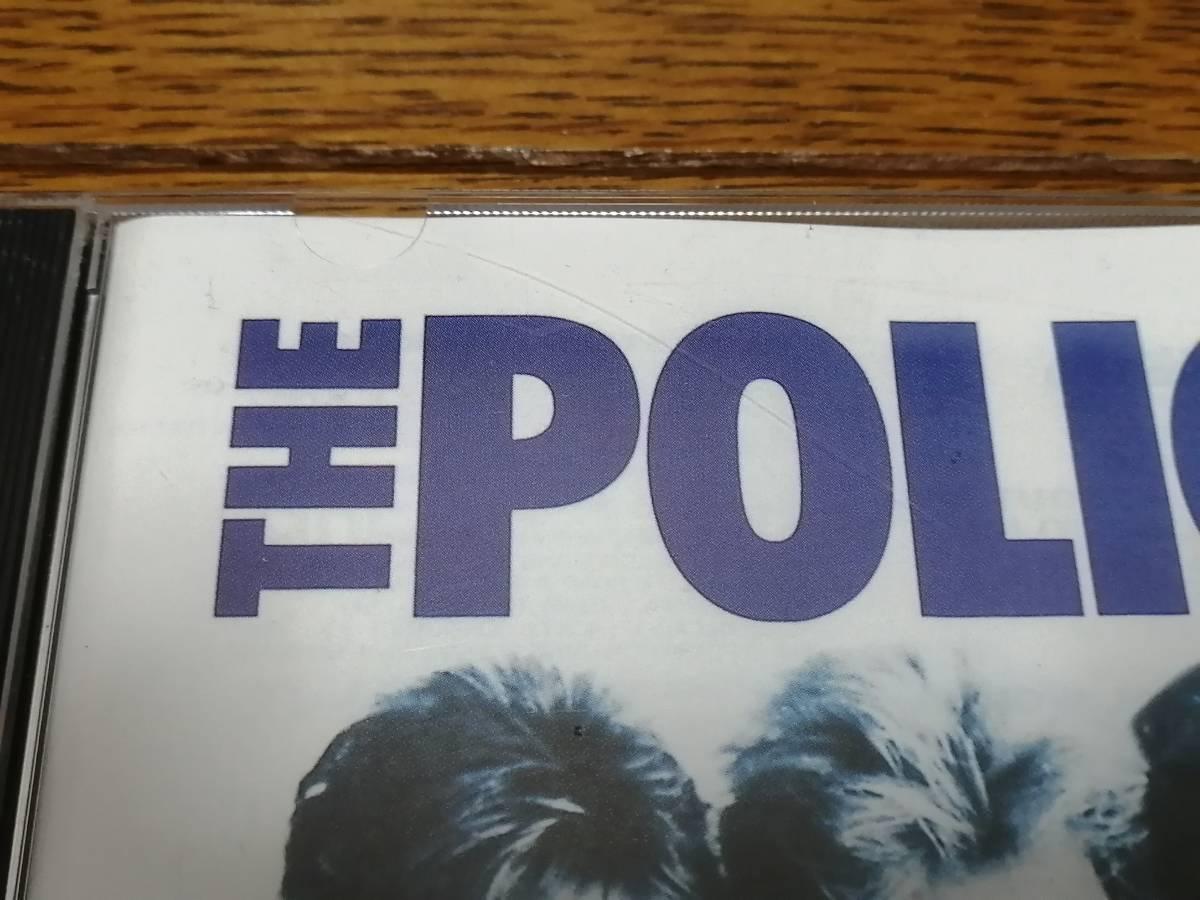 The Police ポリス Greatest Hits グレイテスト・ヒッツ 完全限定盤 高音質 SHM-CD 帯付き UICY-77785