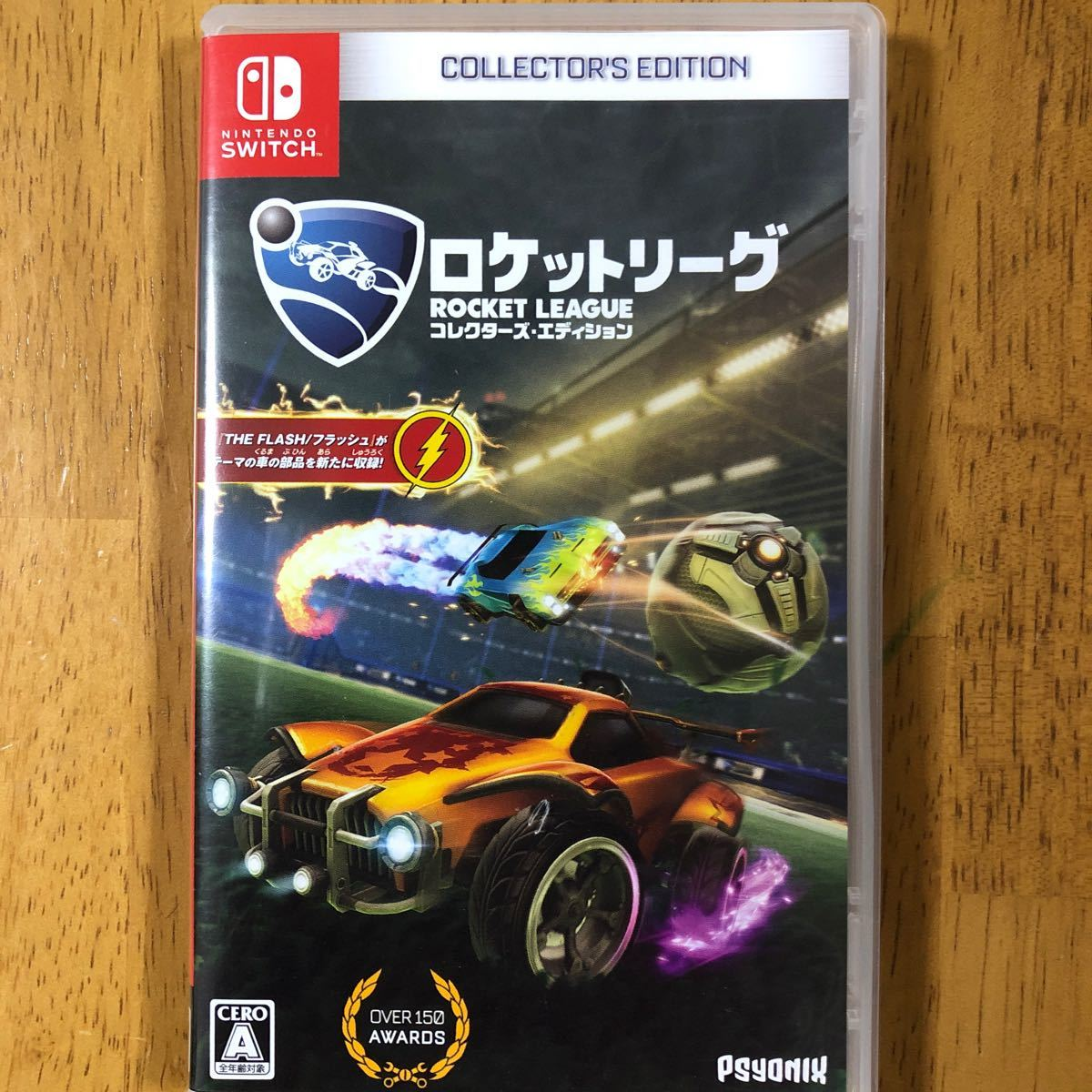 【Switch】 ロケットリーグ コレクターズ・エディション