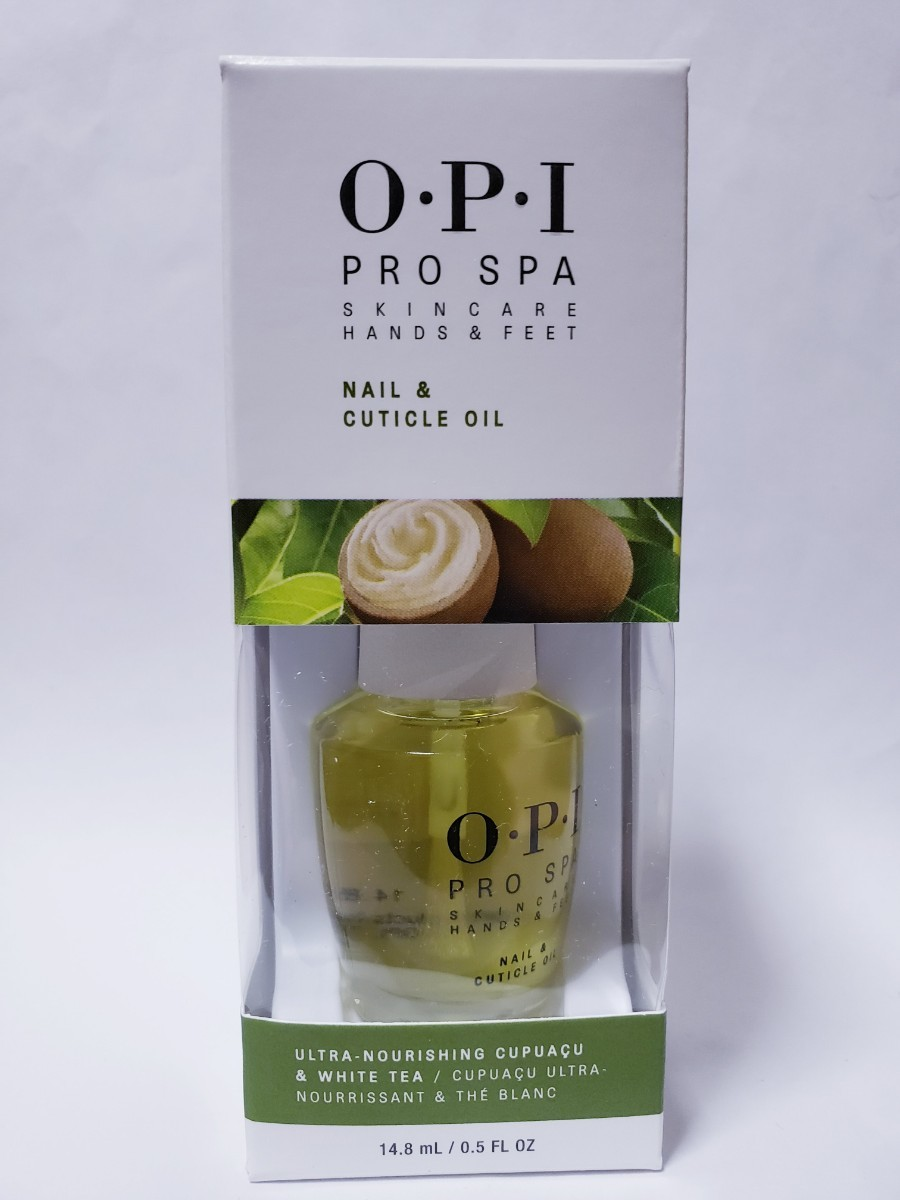 OPI プロ スパ キューティクル オイル 15 ml Pro Spa Cuticle Oil .5 oz アメリカ製