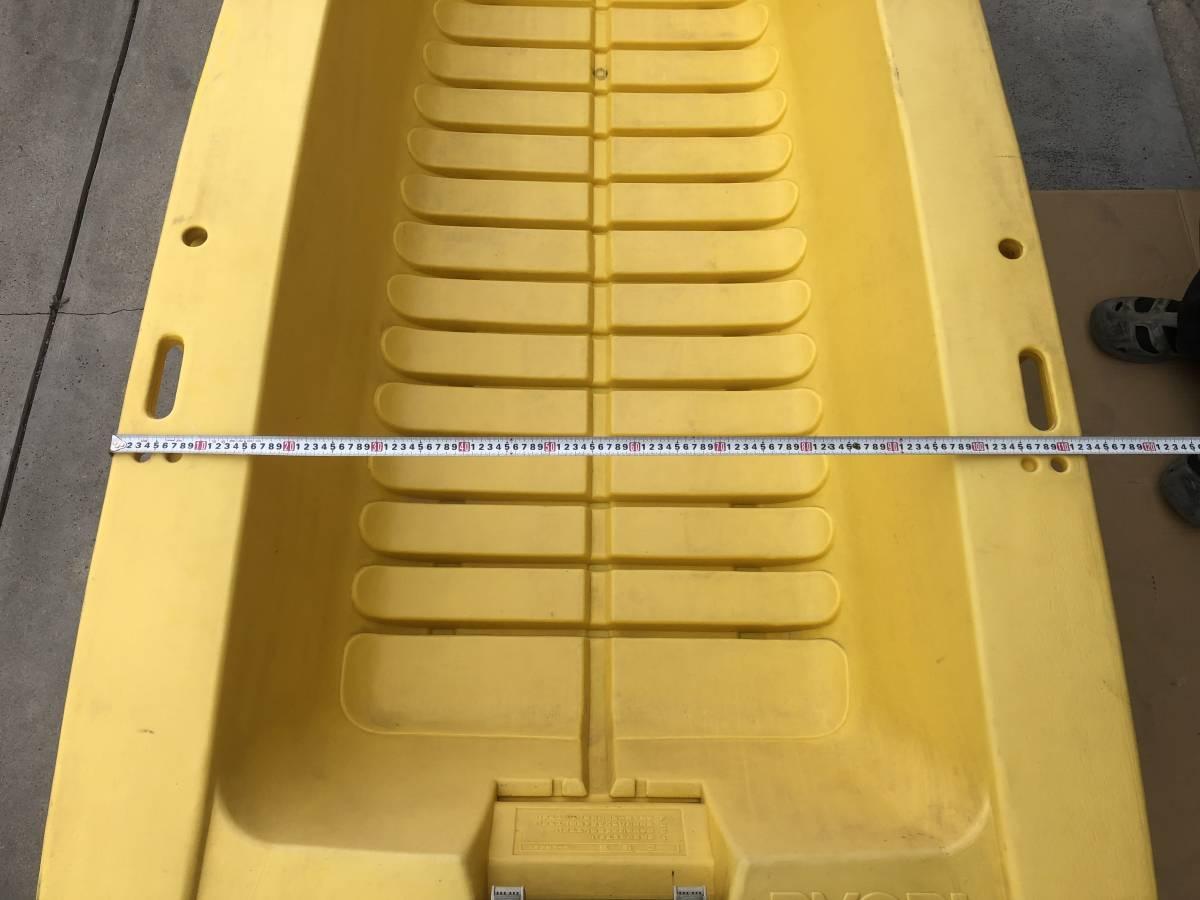 「リョービ★RYOBI★ボートエース★ROB-23★船外機取り付け可★オール椅子付き」の画像2
