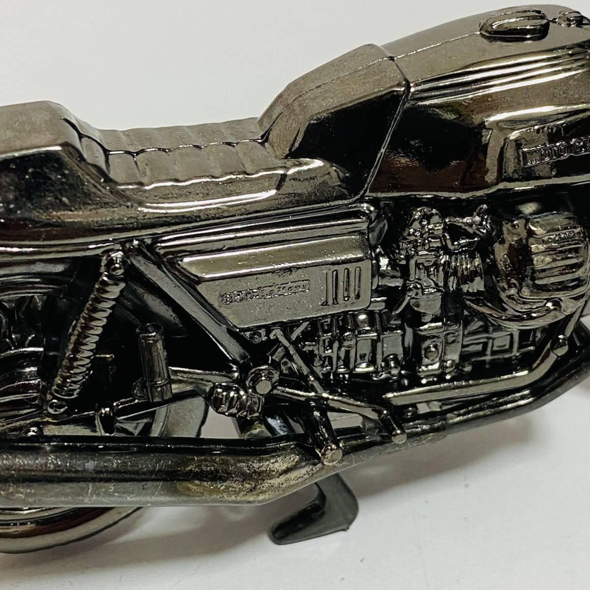 【美品】レッドバロン 世界の名車シリーズ VOL.22 MOTO GUZZI 850 Le Mans オートバイ バイク 希少 レア_画像6