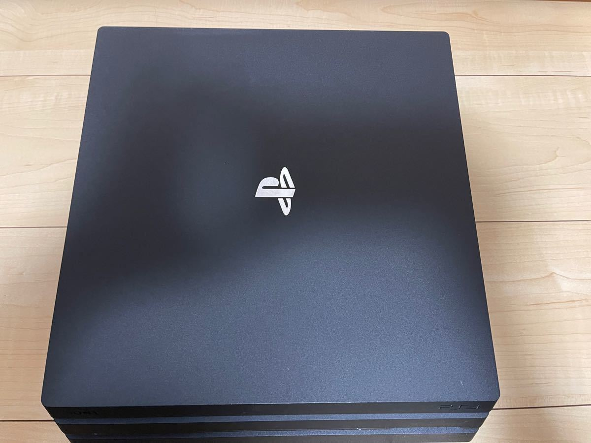 PS4 Pro ソフト2本つき