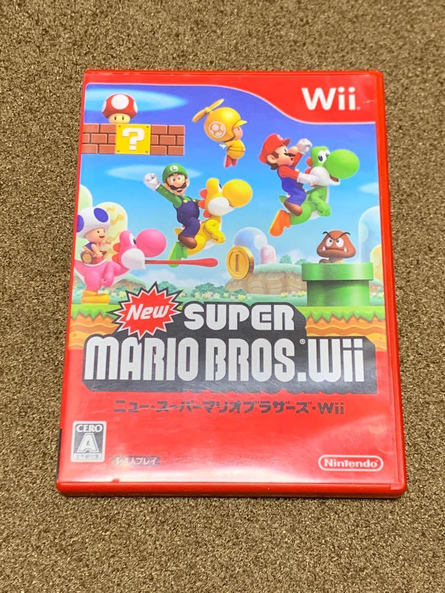【送料無料】Wii NewスーパーマリオブラザーズWii