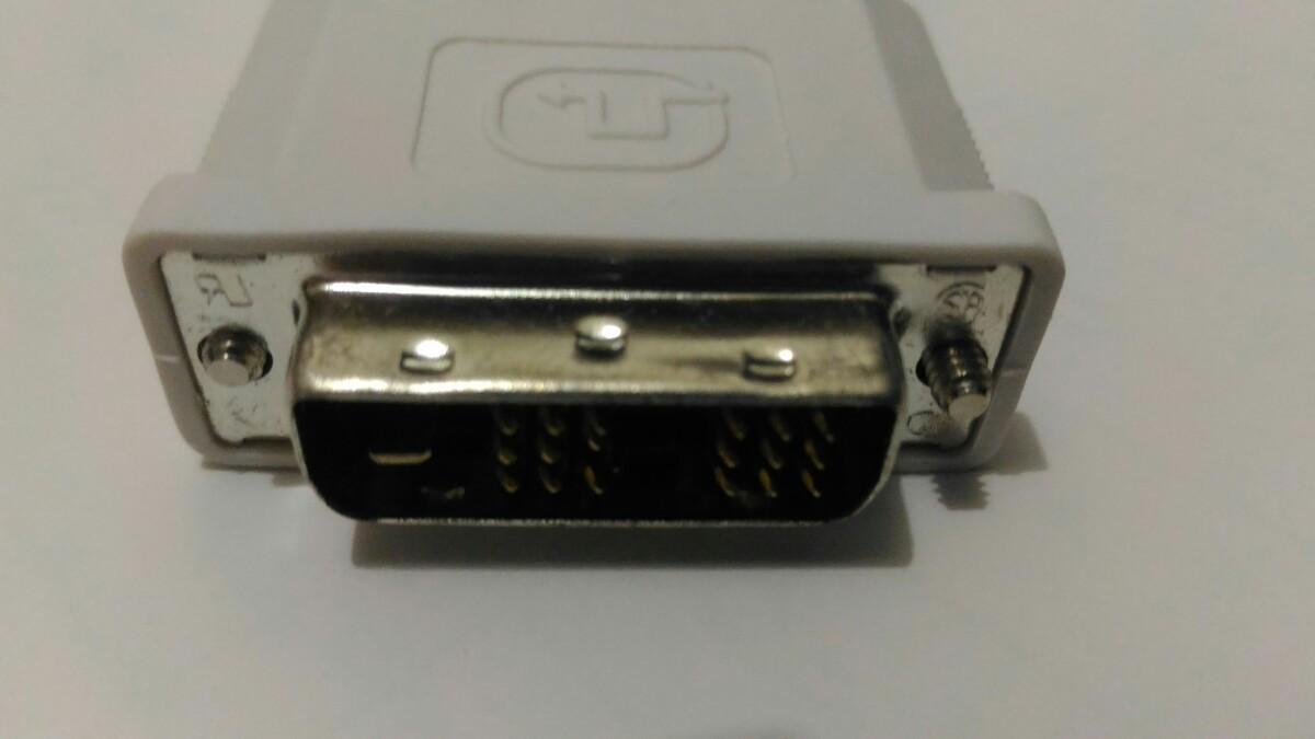 DVIデジタルディスプレイモニターケーブル