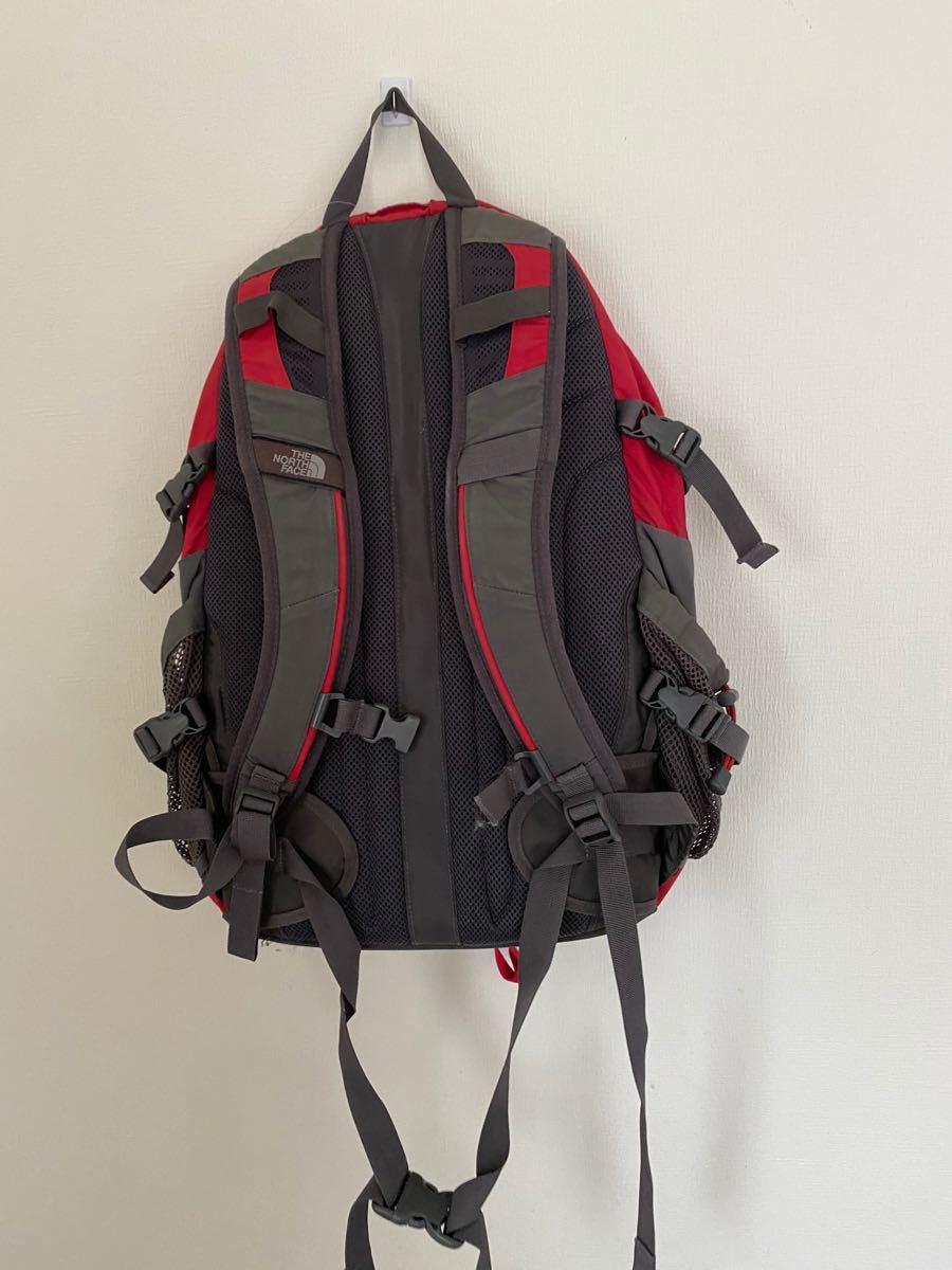 【美品】THE NORTH FACE ノースフェイス リュック バックパック 鞄 THE NORTH FACE ザノースフェイス