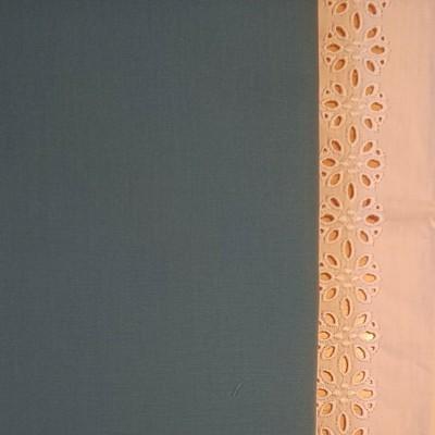 綿100% シーチング生地 エメラルドグリーン 生地巾約110cm×50cm
