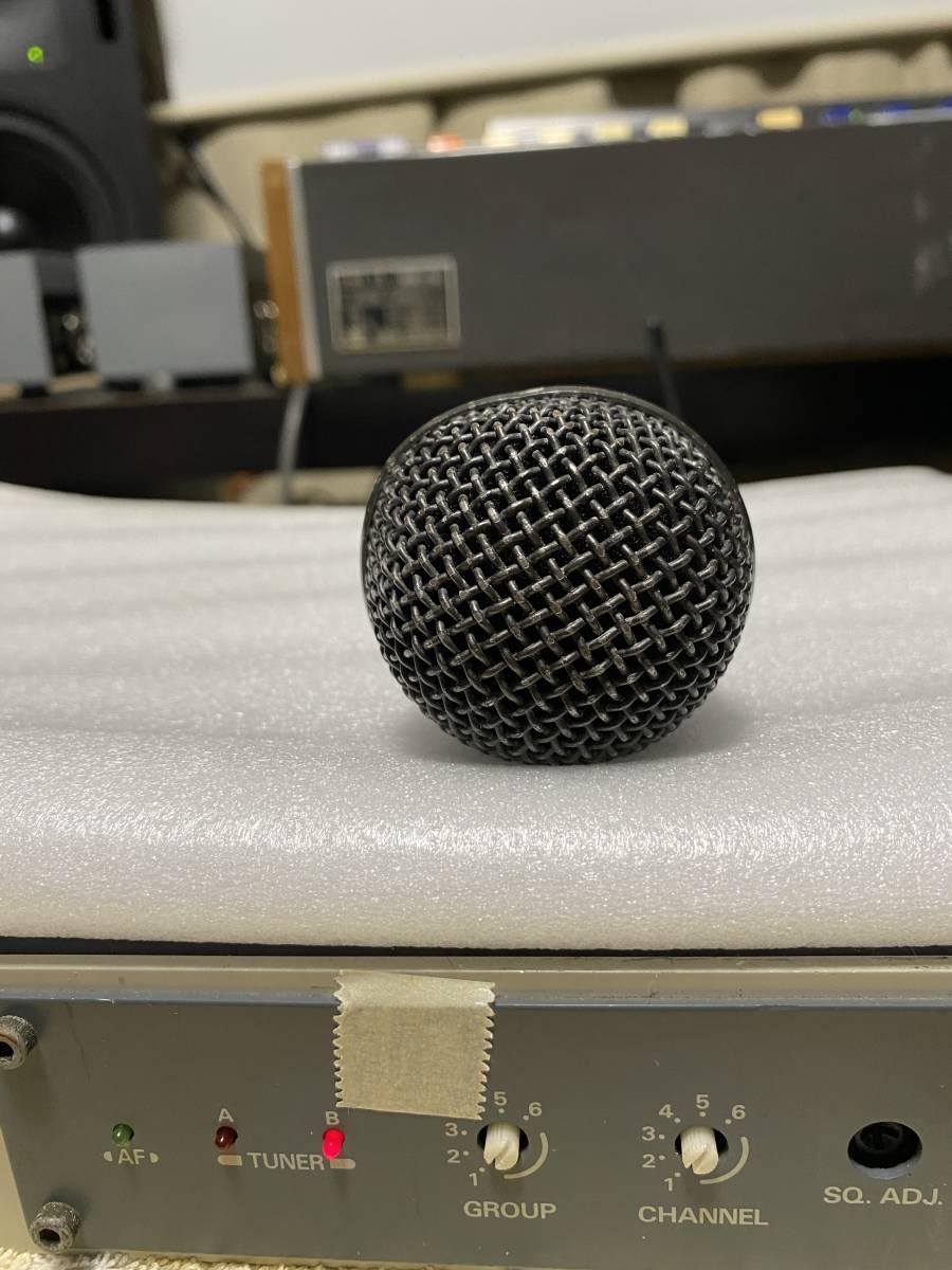 ■ audio-technica 800MHz B帯ワイヤレスマイク ATW-T86S 即決_受信機で音出し確認しました。