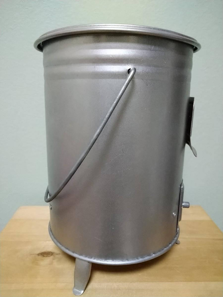 缶ストーブtab 新品未使用品 キャンプ