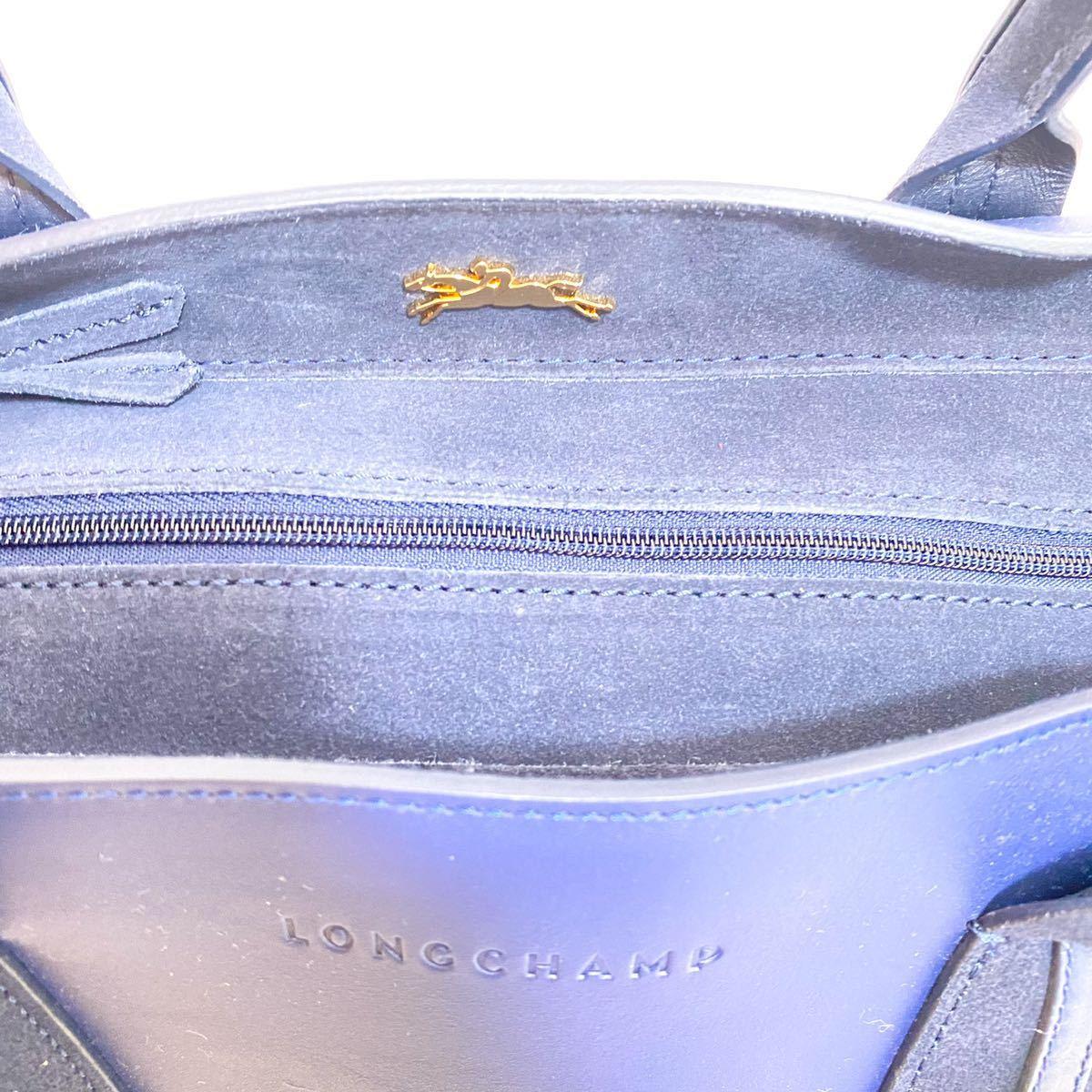 【新品未使用】 ロンシャン ペネロペ ファンテジーM トートバッグ ショルダーバッグ ハンドバッグ LONG CHAMP プリアージュ_画像3