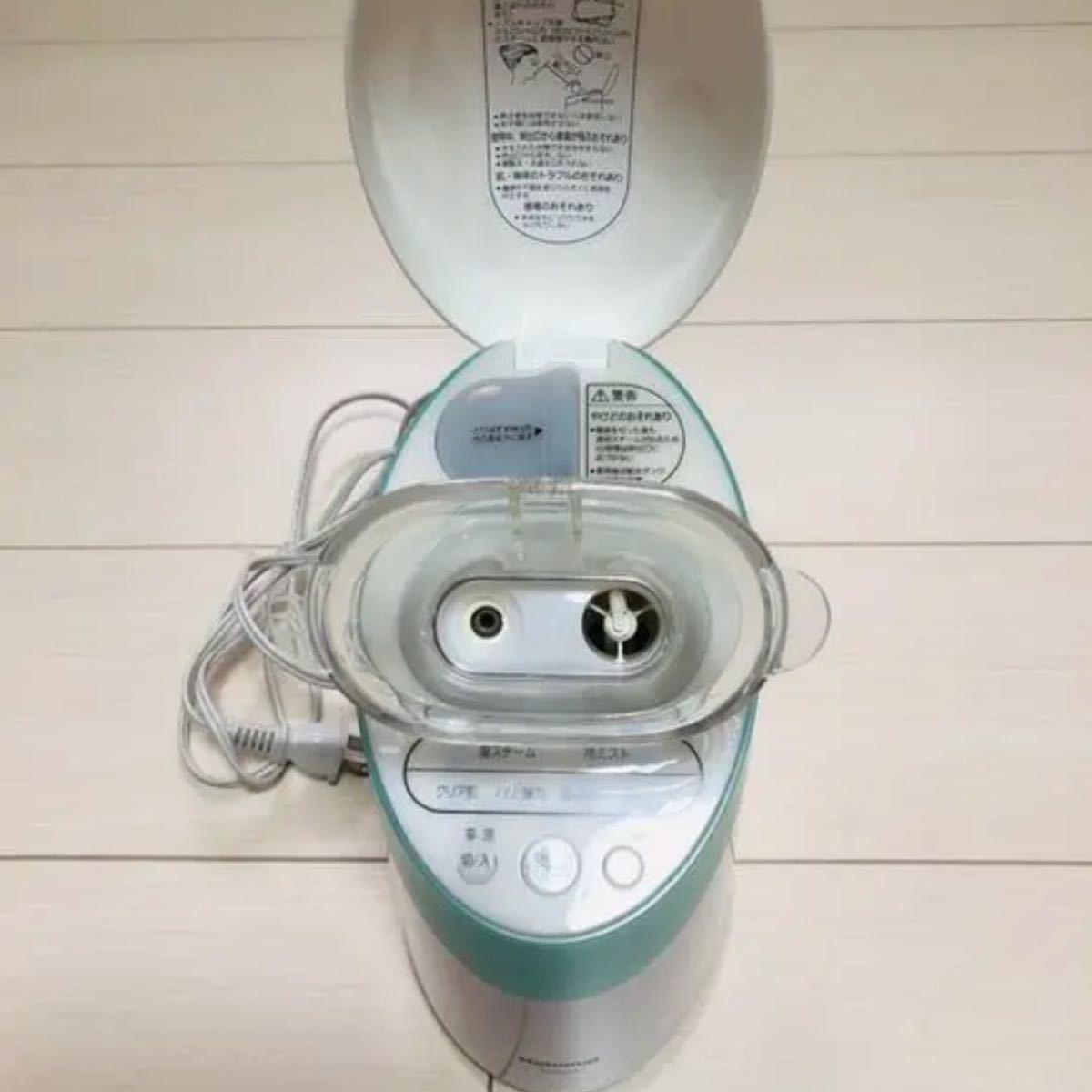 Panasonic パナソニック イオンスチーマーナノケア 超音波式アロマ加湿器