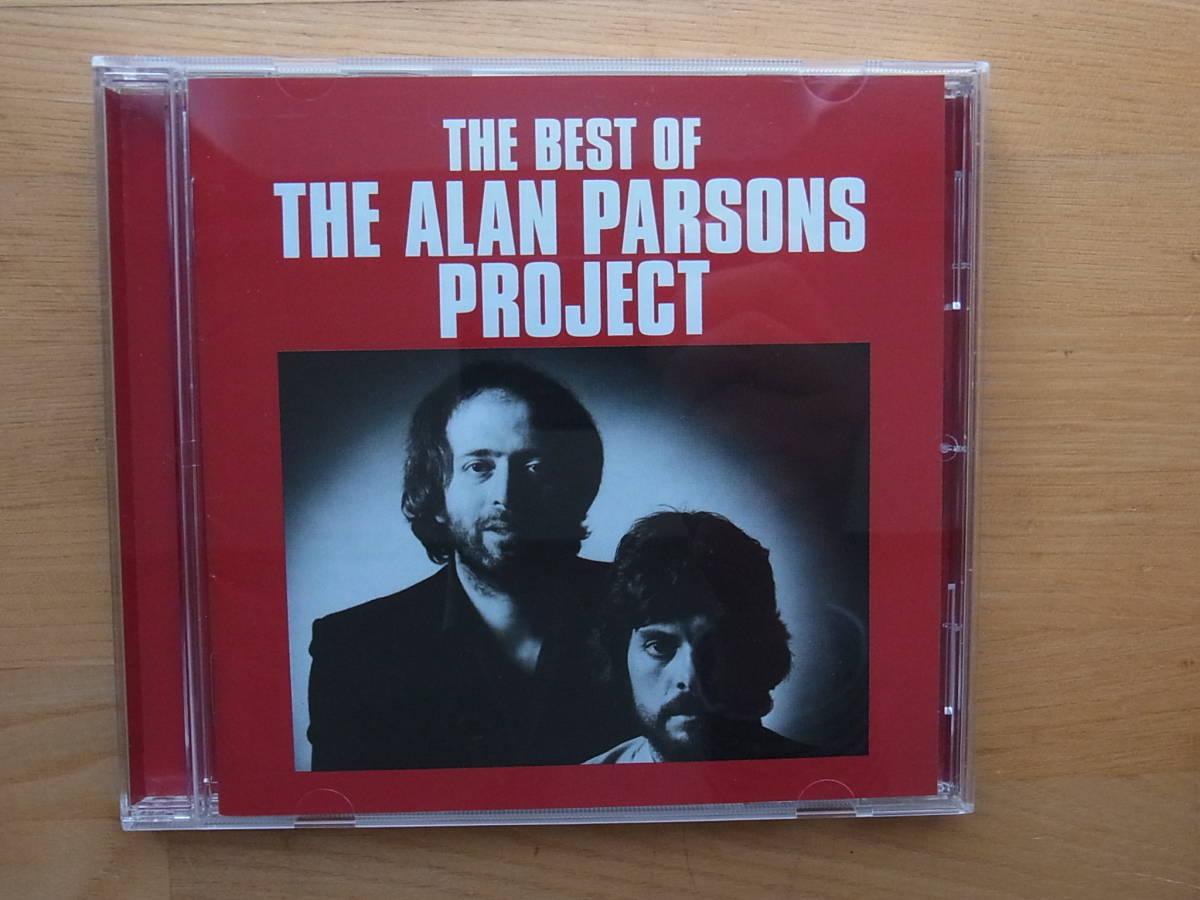 CD アランパーソンズプロジェクト THE BEST OF 美品
