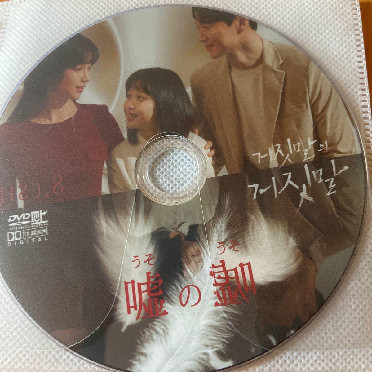 韓国ドラマ DVD嘘の嘘