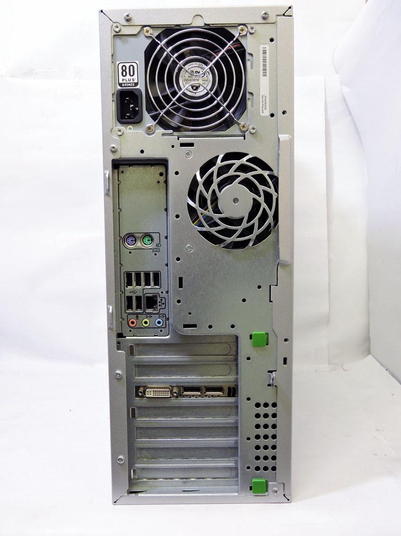 即日発送 中古美品 HP WorkStation z400 / Win10/ Xeon W3565/ 24GB/ HDD-(1TB+250G)/ NVIDIA Quadro 4000/ Office付/ 中古パソコン/ 税無_画像5