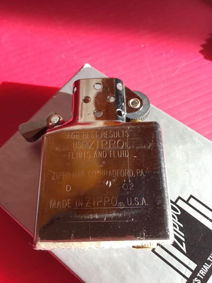 ZIPPO / ジッポー/オイルライター/ 1941レプリカ kendall/ ケンドール/グッズ 未使用 2002年_画像7
