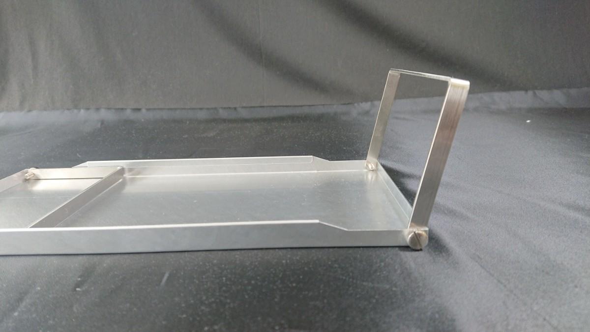 アルミテーブル(脚折り畳み式)