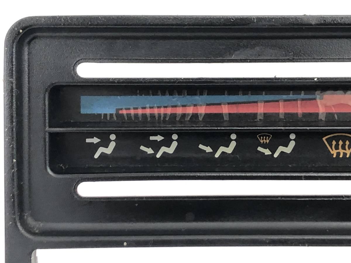 _b54379 ホンダ トゥデイ ハミングX V-JW3 エアコンスイッチ オーディオ インパネ トリム パネル カバー 内装 C JW2 JA2 JA3_画像2