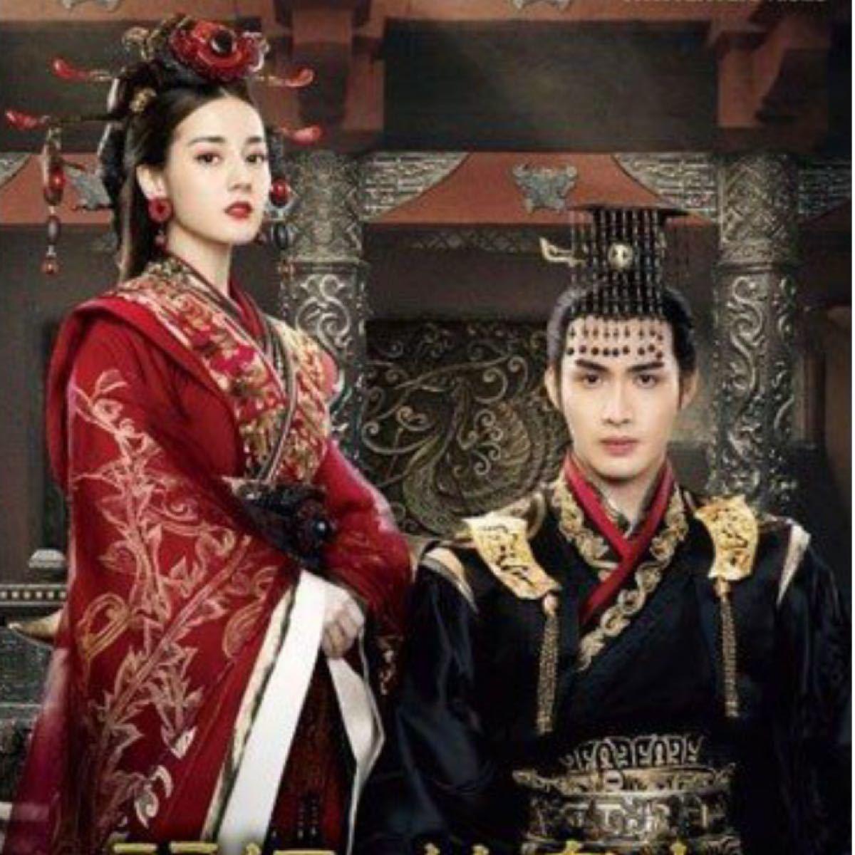 (Blu-ray)麗姫と始皇帝