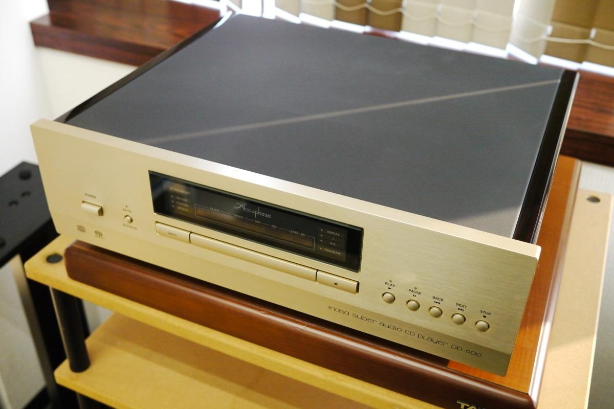 在庫処分 Accuphase DP-600 CDプレーヤー アキュフェーズ_画像5