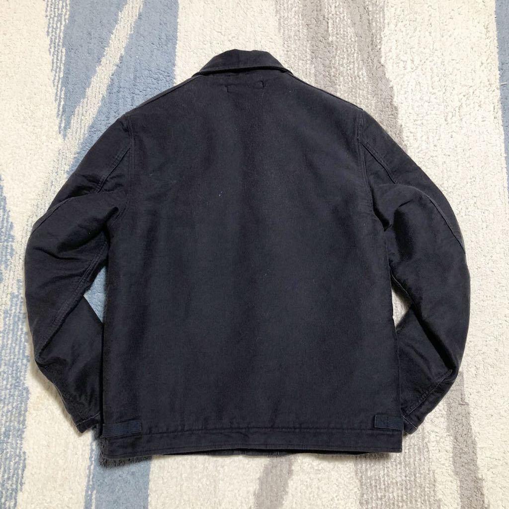 COOTIE デッキジャケット L/検 クーティー バズリクソンズ リアルマッコイズ N-1_画像2