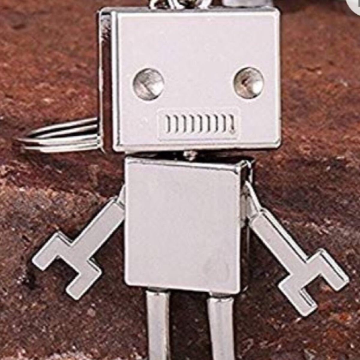キーホルダー キーリング!(ロボット)