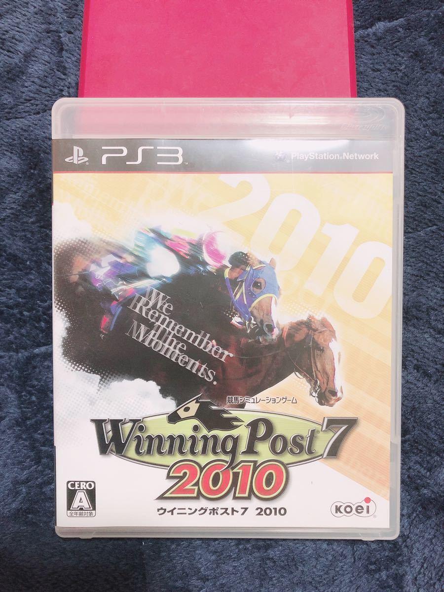 PS3ソフト☆ウィニングポスト7  2010☆