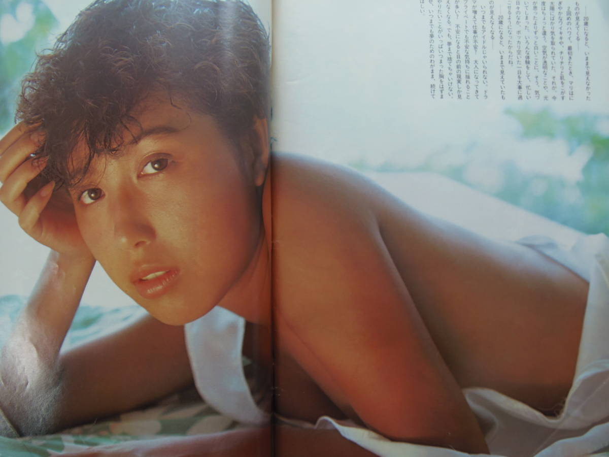 ◆GORO 鳥越マリ.遠野友理.渡瀬ミク_画像5