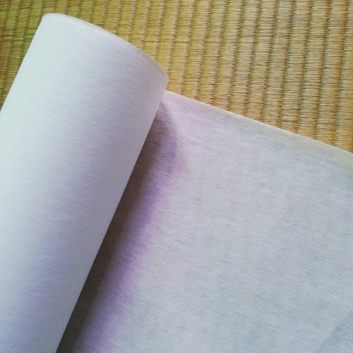 不織布 接着芯 厚手 ハード 100×100 バッグ 手芸 ハンドメイド_画像1