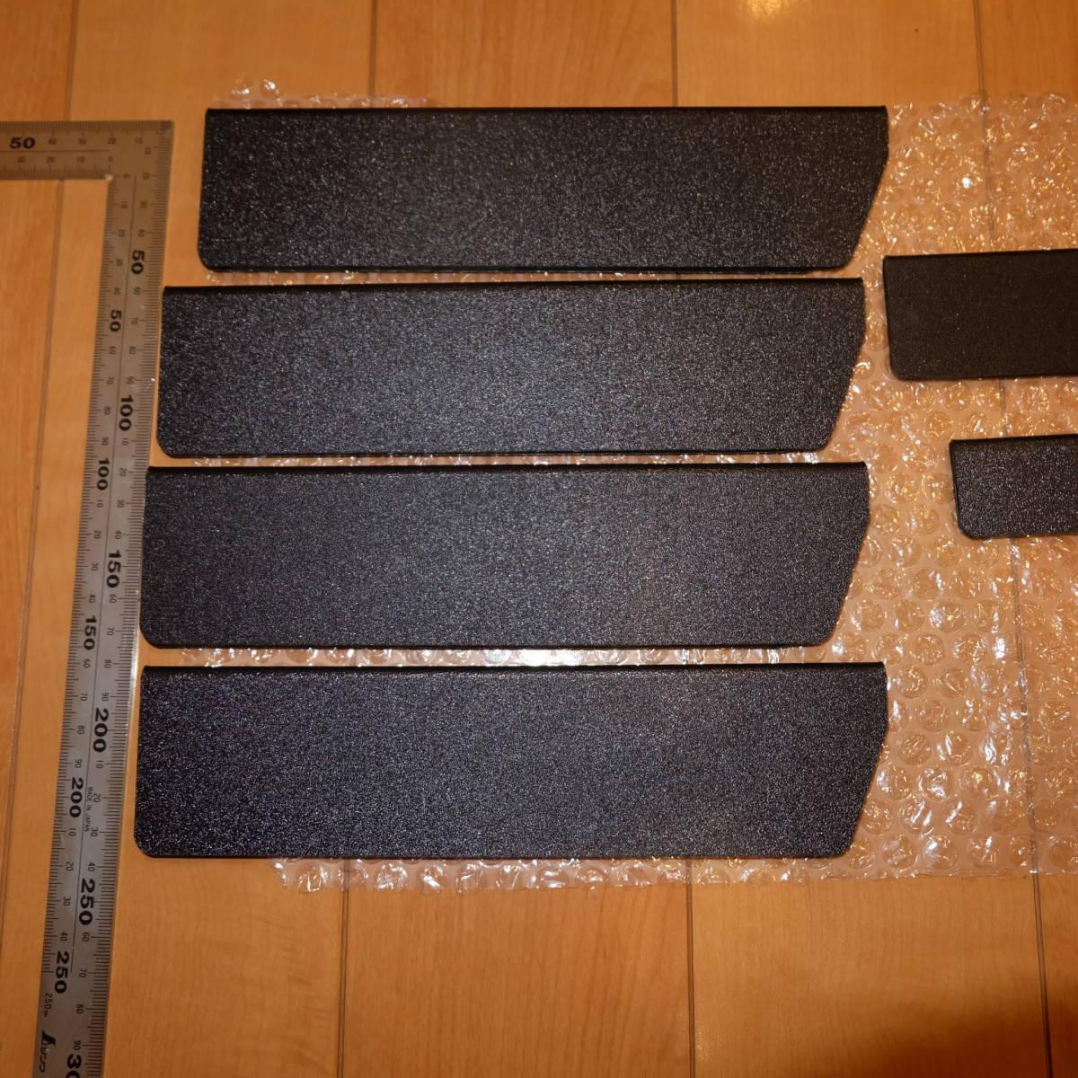 送料無料 包丁ケース 6個セット ガード 保護 ナイフケース 刃物 エッジプロテクター シース キャンプ アウトドア